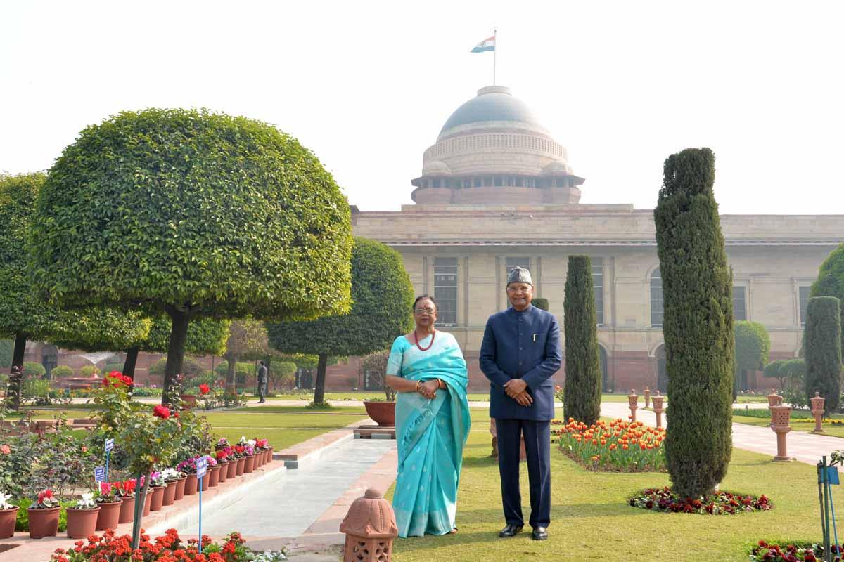 Udyanotsav begins: Mughal Garden opens doors to public from