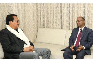 SJVN aims to harness hydropower in Arunachal Pradesh