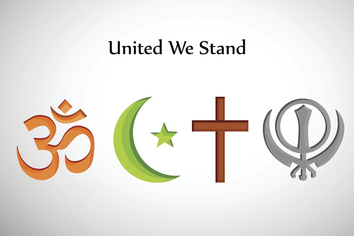 India's secular construct~I, Christian, India, Islamic Central Wakf Council, Hindu temples