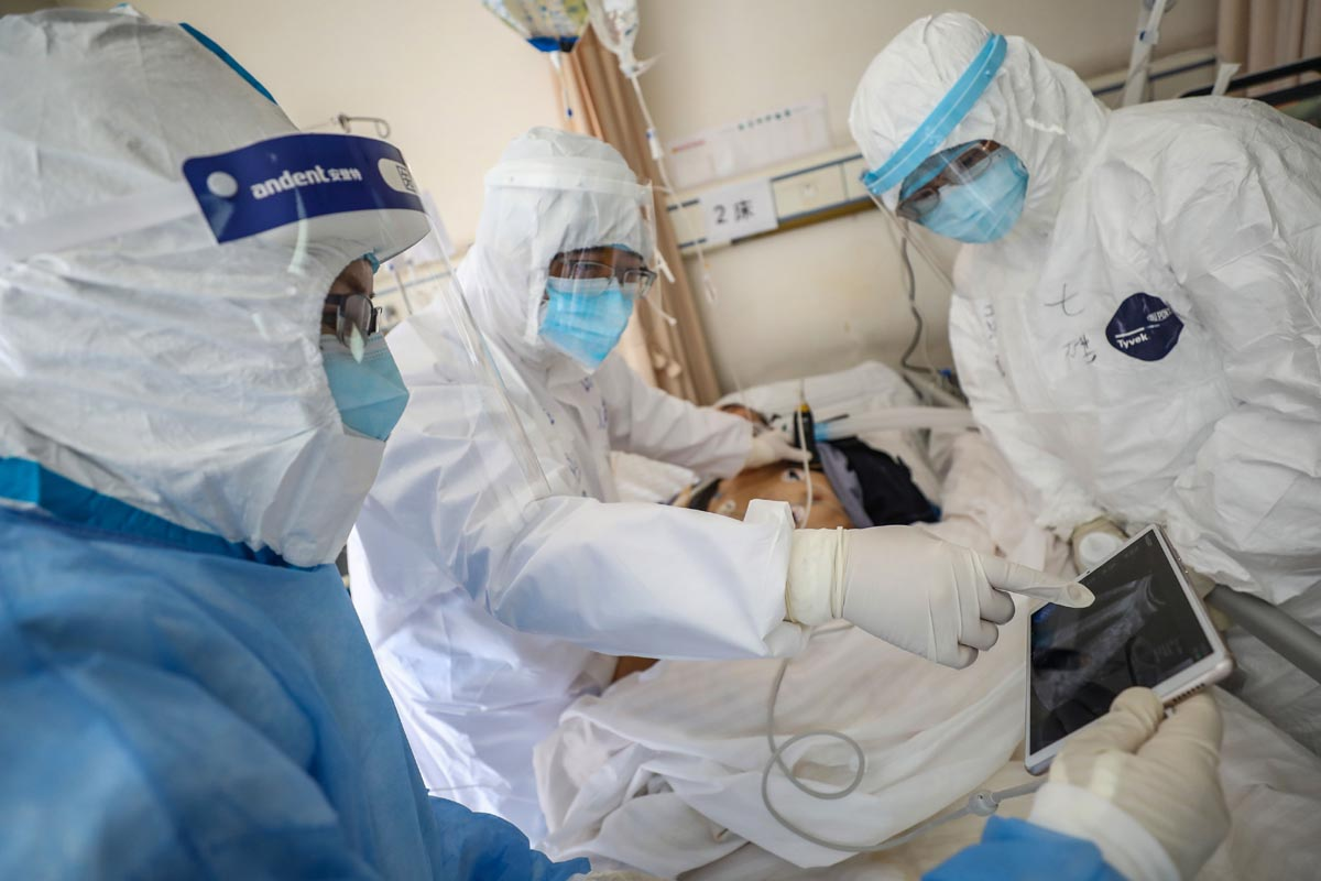 China virus death toll passes 1,800