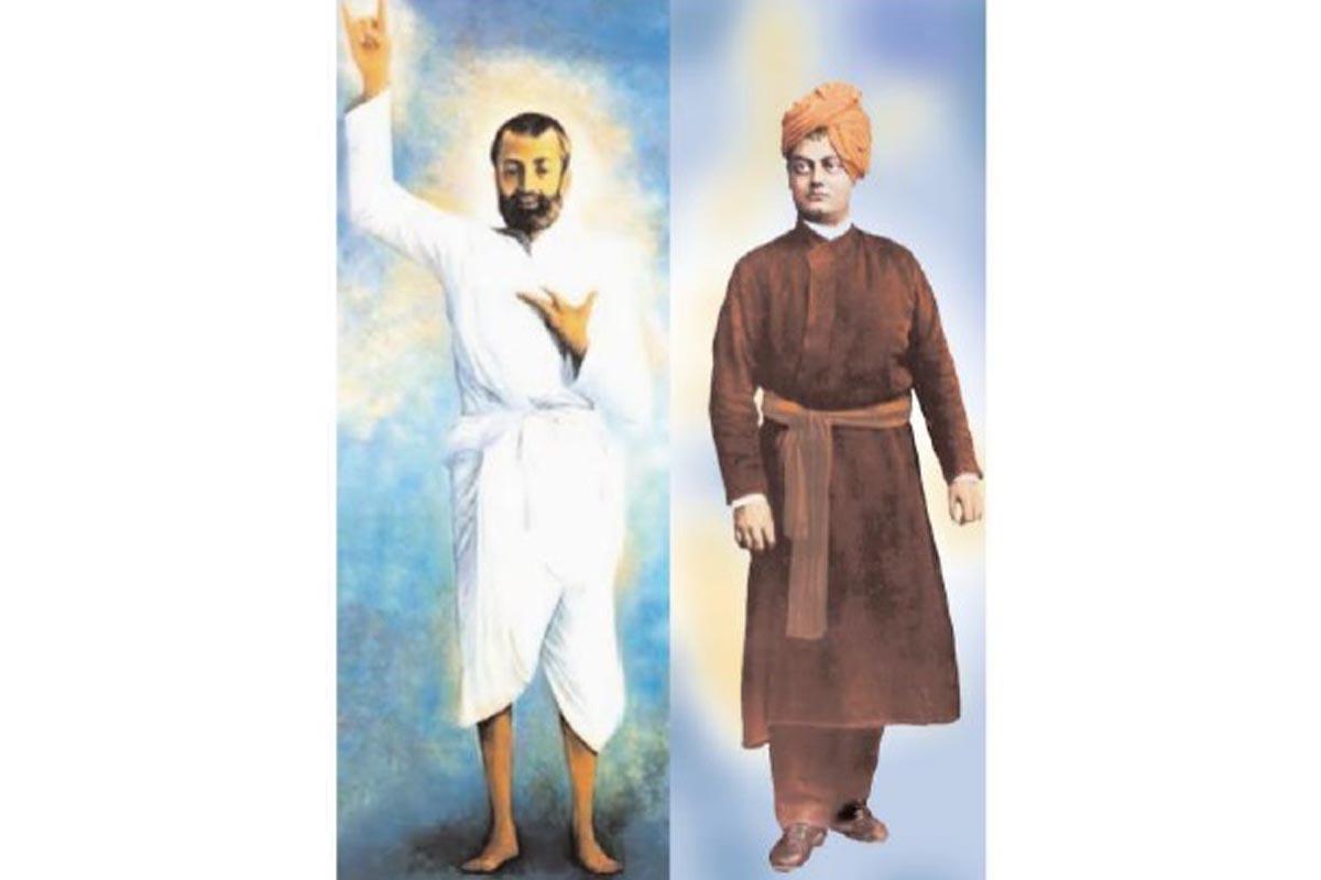 Divine Incarnation, Swami Vivekananda, Rama, Krishna, Ramakrishna, Buddha, Christ