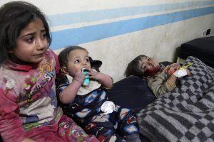 Tragedy of Idlib
