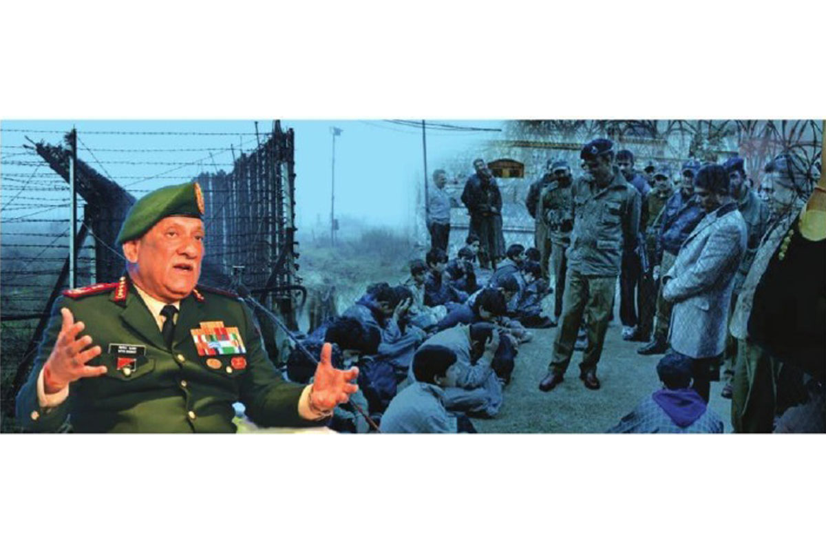 Army takes steps to stop radicalisation of youth, Def Expo 2020, Lucknow, Bipin Rawat, Hurriyat