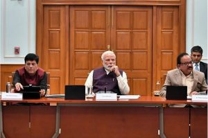 PM stresses on science for improving lives of people