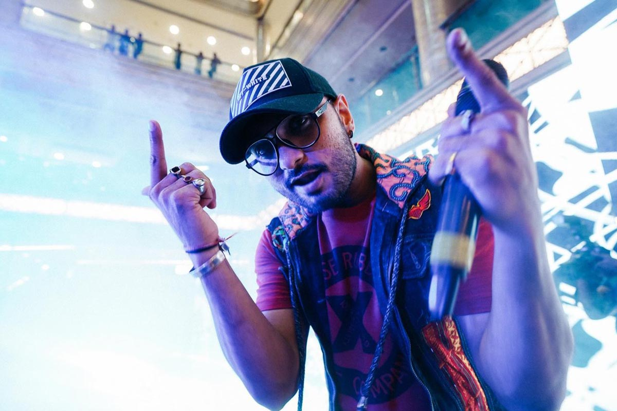 Raja Mukherjee is unbeatable in customizing rap music for brands and events