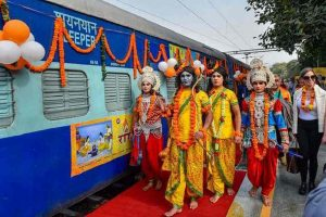 Ramayana Express to be launched on 28 March