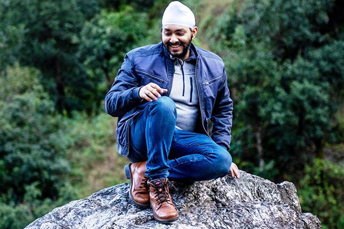 Sahib Singh is an avid travel blogger and digital nomad with a purpose