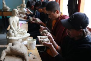 Ladakh's Buddhist institute to go global