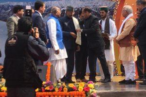Surajkund International Fair gives new identity to Himachali products: Jai Ram