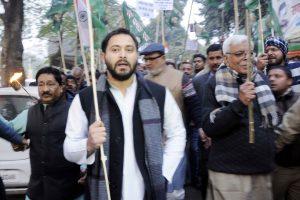 Political parties 'bitten by yatra bug' in Bihar