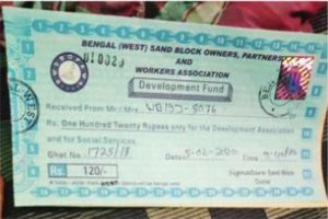 Parallel revenue system in sand transportation comes to light in Burdwan