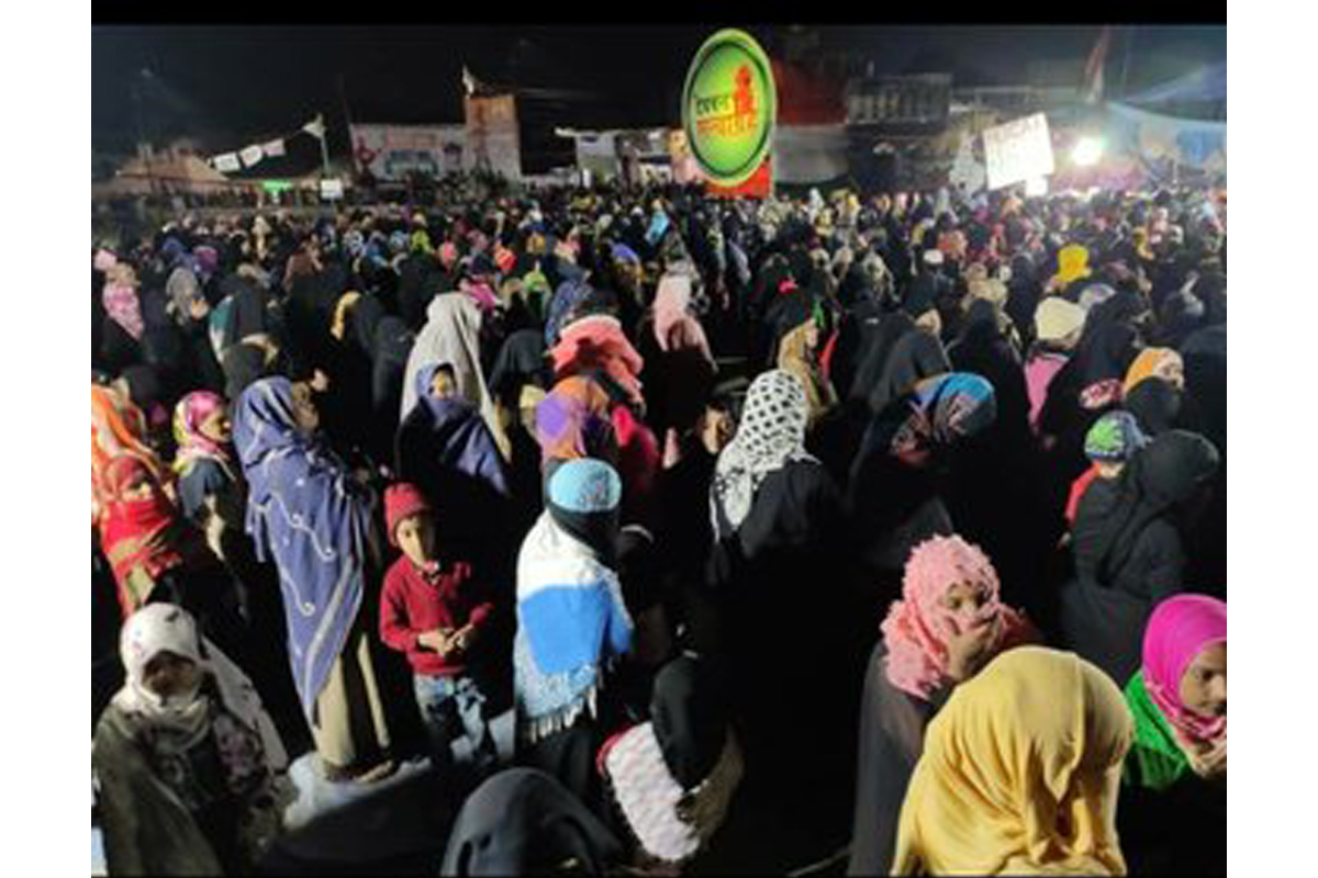 Women at Deoband to carry on peaceful anti-CAA protests