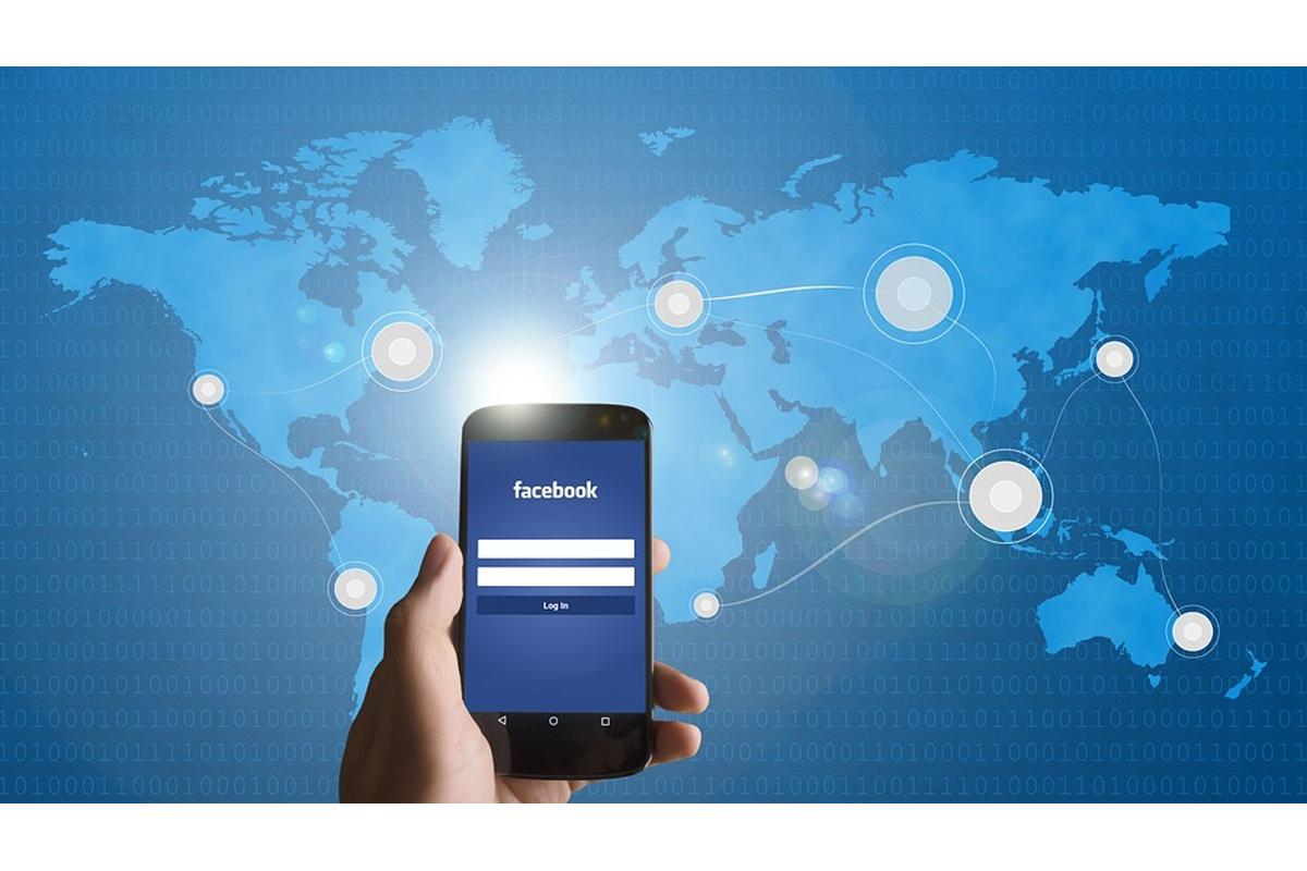 Facebook, San Francisco, London, GPS