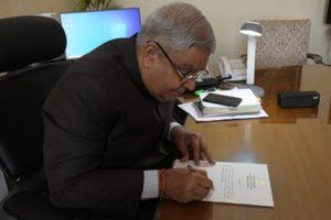 Changing tides: Guv sticks to TMC script