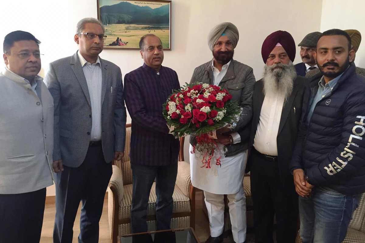 Punjab offers to supply sugar from co-operative mills to HP