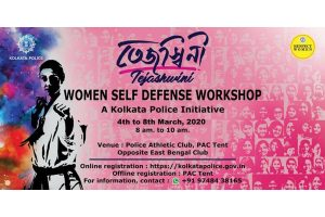 300 women expected to participate in Kolkata Police's self-defence workshop