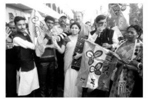 Many BJP activists join Trinamul in Bankura