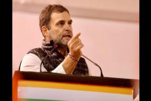 'PM Modi talks of Congress, Nehru, Pakistan but not unemployment', says Rahul Gandhi
