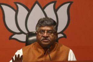 'Sinister campaign on social media to influence Judiciary': Ravi Shankar Prasad