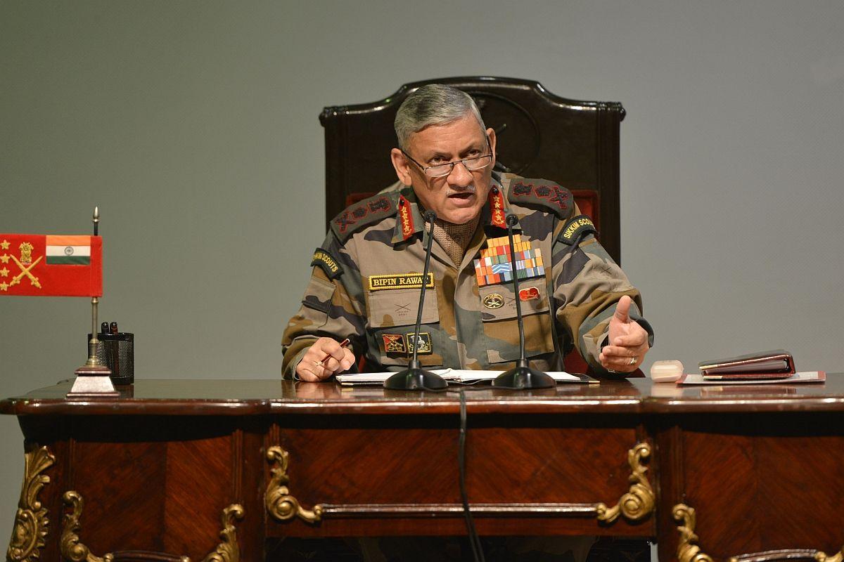 'Armed forces at cusp of transformation': General Bipin Rawat