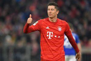 Robert Lewandowski eyes Bundesliga, Champions League top-scorer double