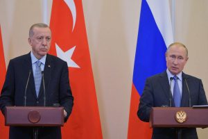 Turkey, Russia reaffirm commitment to agreements on Syria