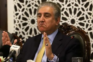 Qatar invites Pak FM Qureshi for US-Taliban peace deal signing