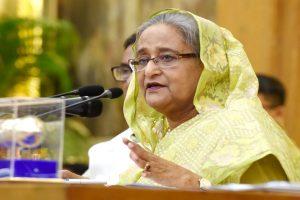Bangladesh PM Sheikh Hasina seeks EU support for Rohingya return to Myanmar