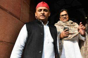 Samajwadi Party leaders stalled UP Assembly over threat to Akhilesh Yadav's life