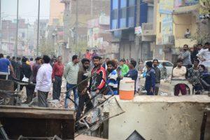 Congress delegation visits northeast Delhi victims, interacts with families at GTB hospital