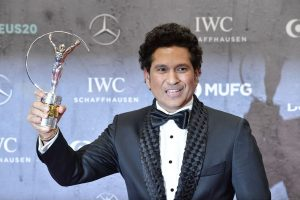 Sachin Tendulkar's tweet dedicating Laureus Sport award to India wins over Internet