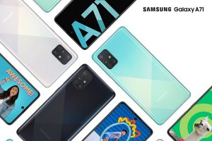 Samsung Galaxy A71 set to launch in India on Wednesday
