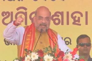Oppn 'fomenting riots', CAA meant to give citizenship not take it away: Amit Shah in Odisha
