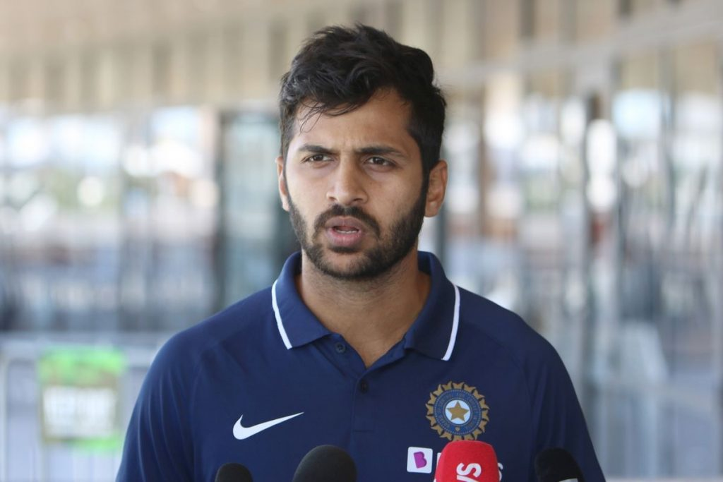 Shardul Thakur Becomes First India Cricketer To Resume Outdoor Training