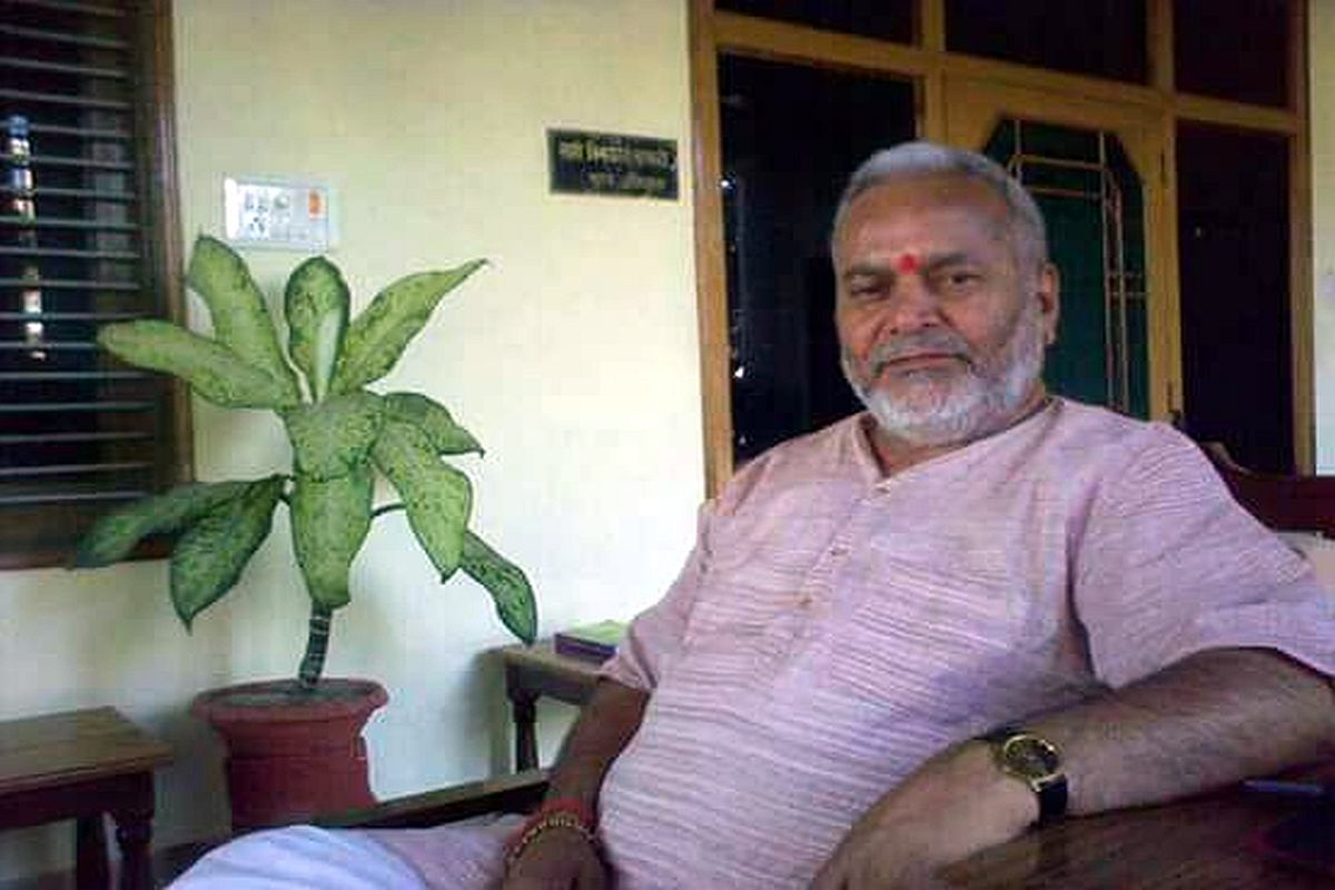 Chinmayanand