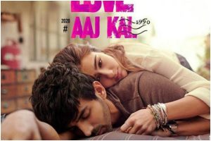Kartik Aaryan and Sara Ali Khan starrer 'Love Aaj Kal' earns over Rs 12 crore in one day