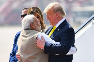 Trump's path-breaking visit to India should be leveraged