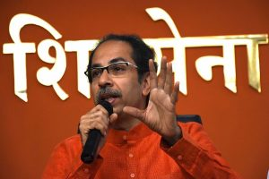 'When Delhi was burning where was Amit Shah': Sena hits out at Centre