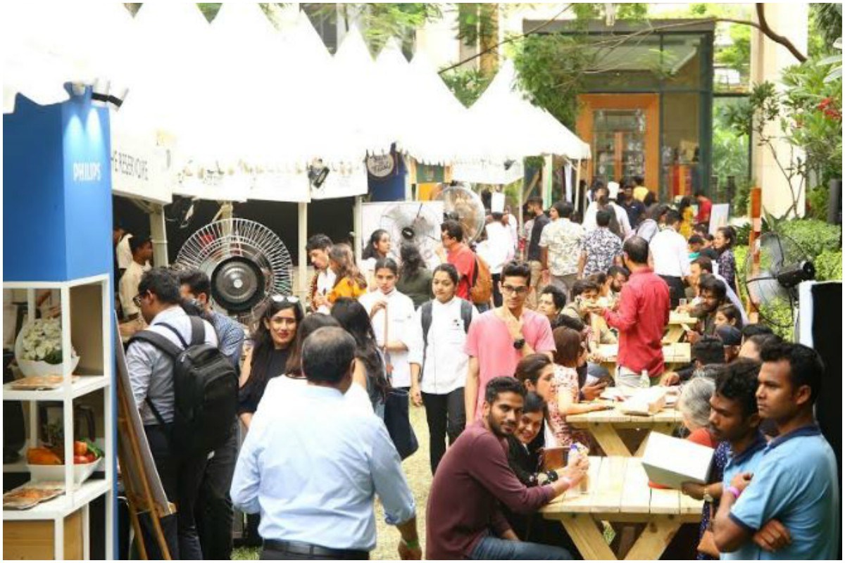 Places, Cottage Crafts Mela, World on a plate