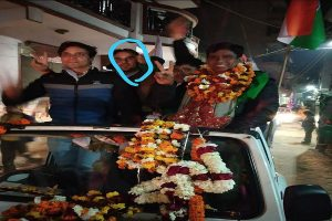 Shots fired at AAP MLA Naresh Yadav's convoy after Delhi's win, volunteer killed