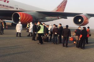 Coronavirus outbreak: India cancels existing visas for travellers from China