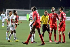 I-League: Brace from Abdoulaye Kanoutes gives Aizawl FC three points against TRAU FC