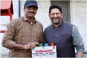 Durgavati: Arshad Warsi joins Bhumi Pednekar in her next thriller