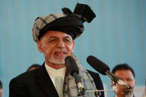 Reduction in violence will guide future peace process : Ashraf Ghani
