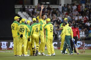 Australia defeat South Africa in final T20I to grab series