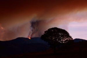 Residents asked to seek shelter in Canberra region