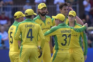 Australia name squad for upcoming ODI rubbers against South Africa, New Zealand