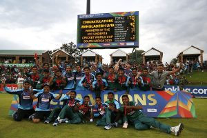 Bangladesh stun India in ICC U19 World Cup final to lift first-ever ICC trophy