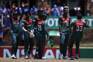 ICC U19 World Cup Final: Spirited Bangladesh attack restrict India below 200