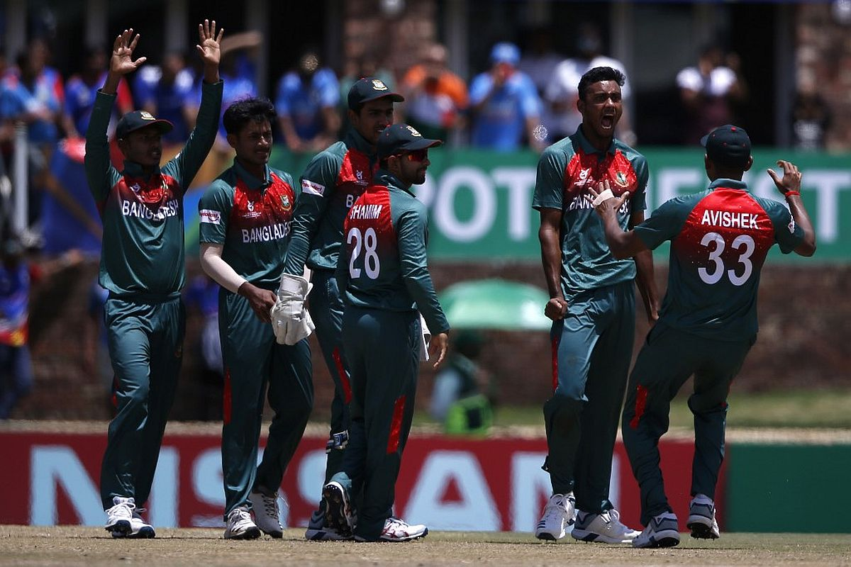 Bangladesh, Bangladesh U19 Cricket Team, ICC U19 World Cup 2020